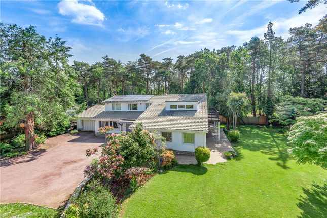 Thumbnail Detached house for sale in Chilworth Road, Chilworth, Southampton, Hampshire