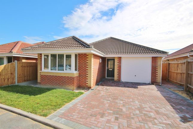 Thumbnail Detached bungalow for sale in Dairy Meadow Gardens, Chamberlain Avenue, Walton On The Naze