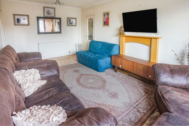 Living Room of Westfield Approach, North Greetwell, Lincoln LN2