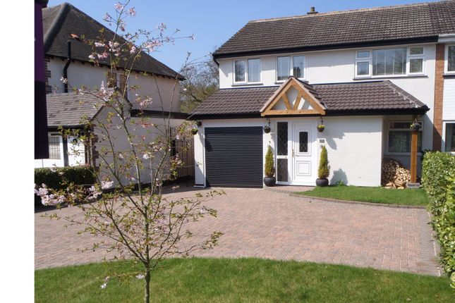 Thumbnail Semi-detached house for sale in Forge Lane, Sutton Coldfield