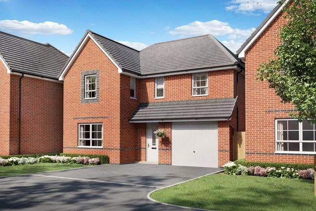 """Thumbnail Detached house for sale in """"Hale"""" at Birdhaven Close, Banbury Road, Lighthorne, Warwick"""