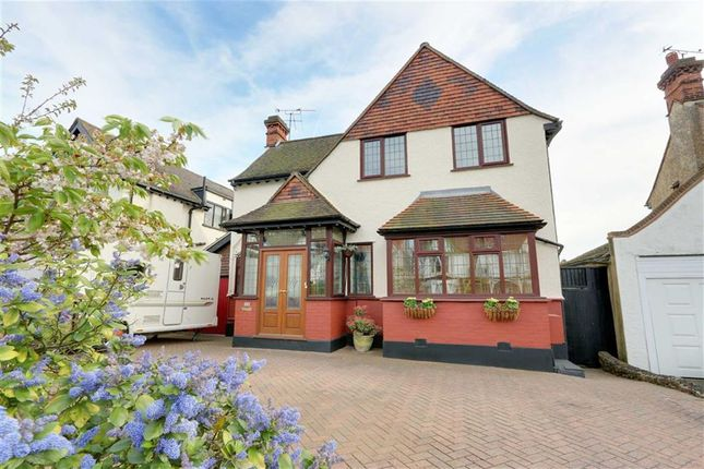 Thumbnail Detached house for sale in First Avenue, Westcliff On Sea, Essex