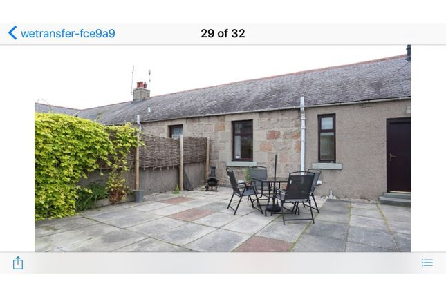 Patio of Harlaw Road, Inverurie AB51