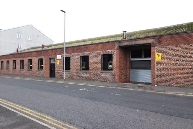 Communal Garage of Willowbank, Carlisle CA2