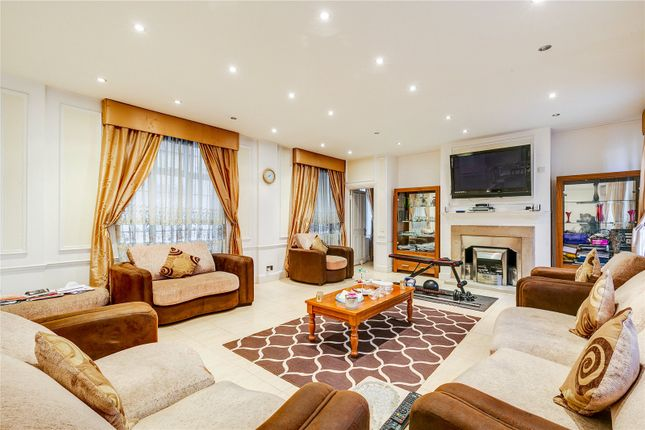 4 bed flat for sale in Bryanston Court, George Street, London W1H