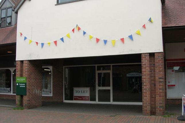 Thumbnail Retail premises to let in High Street, Chesham