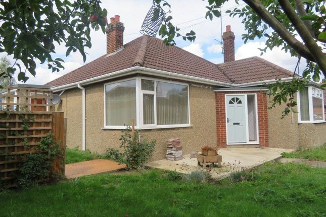 Thumbnail Bungalow to rent in Holbeach Drove Gate, Holbeach Drove, Spalding