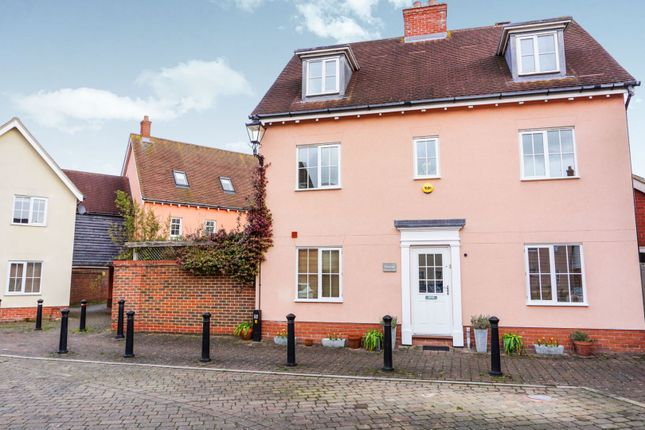 Thumbnail Detached house for sale in Merediths Close, Colchester