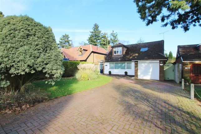Thumbnail Detached bungalow for sale in Williams Way, Radlett