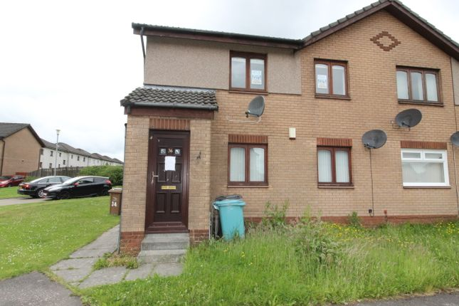 Thumbnail Flat for sale in Kilbowie Crescent, Airdrie