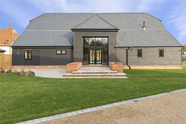 Thumbnail Detached house for sale in Old Lodge Court, White Hart Lane, Chelmsford, Essex