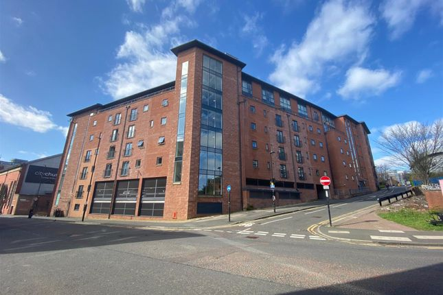 Thumbnail Flat for sale in Melbourne Street, Newcastle Upon Tyne