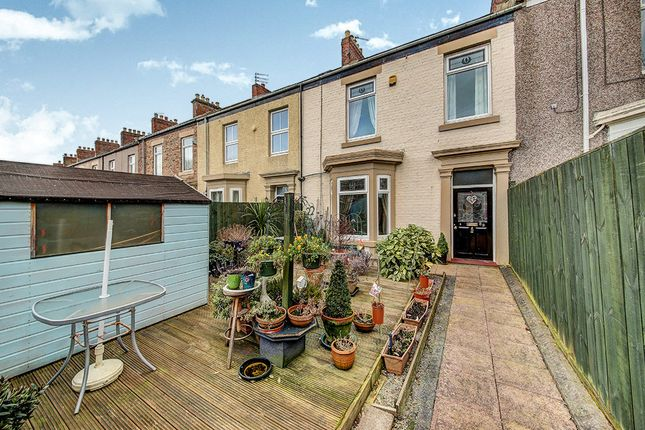 Thumbnail Terraced house for sale in Bondicar Terrace, Blyth