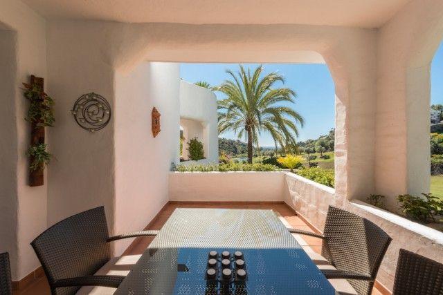 Covered Terrace of Spain, Málaga, Benahavís, La Quinta Golf
