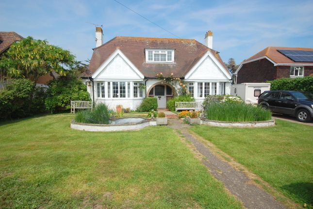 Thumbnail Detached house for sale in The Bridgeway, Selsey