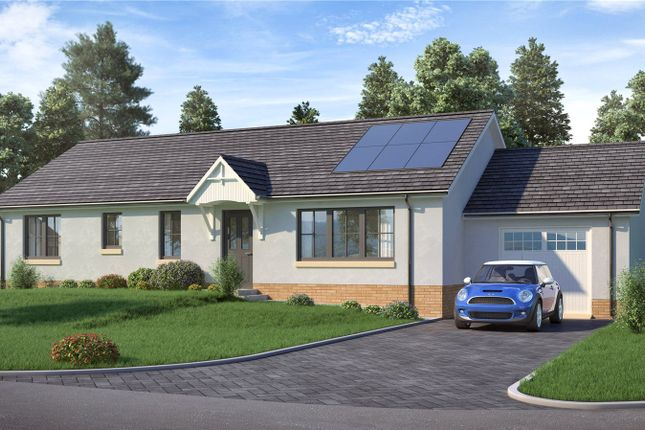 Thumbnail Detached bungalow for sale in The Glenbay, Maple Grove, James Street, Blairgowrie, Perth And Kinross