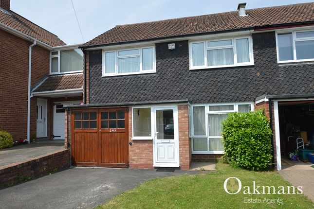 3 bed terraced house to rent in Swarthmore Road, Birmingham, West Midlands.