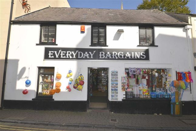 Commercial property for sale in Upper Frog Street, Tenby, Pembrokeshire