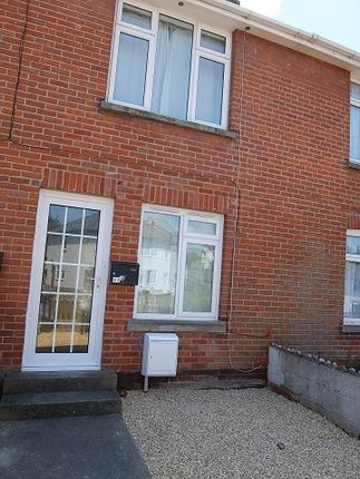 Thumbnail Terraced house to rent in Barton Road, Newport