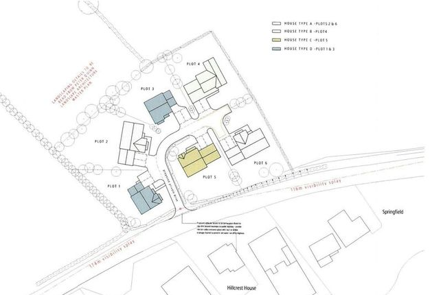 Thumbnail Land for sale in Whitchurch, Ross-On-Wye