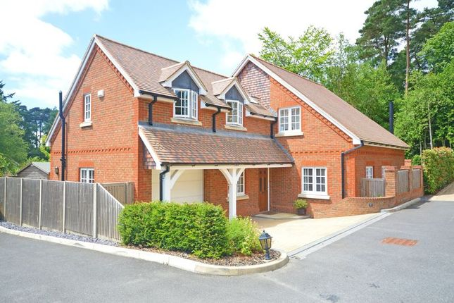 4 bed detached house for sale in The Martins, Portsmouth Road, Hindhead