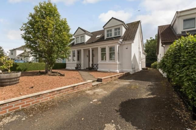 Thumbnail Detached house for sale in Kingsburgh Drive, Paisley, Renfrewshire