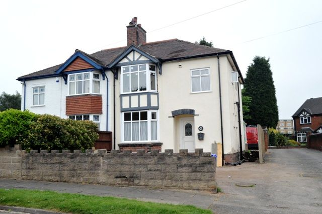 Thumbnail Semi-detached house for sale in Palmers Green, Stoke-On-Trent ST4 6Ad