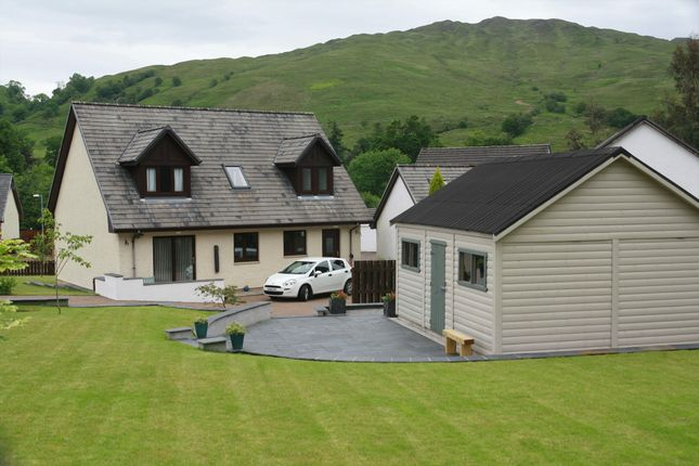 Thumbnail Detached house for sale in Tynribbie, Appin