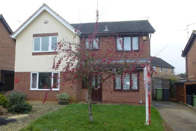Thumbnail Property to rent in Heron Close, Wellingborough