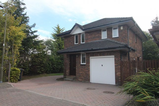 Thumbnail Detached house for sale in Lyefield Place, Livingston, West Lothian