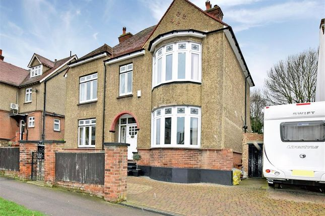 Thumbnail Detached house for sale in Frindsbury Hill, Frindsbury, Rochester, Kent