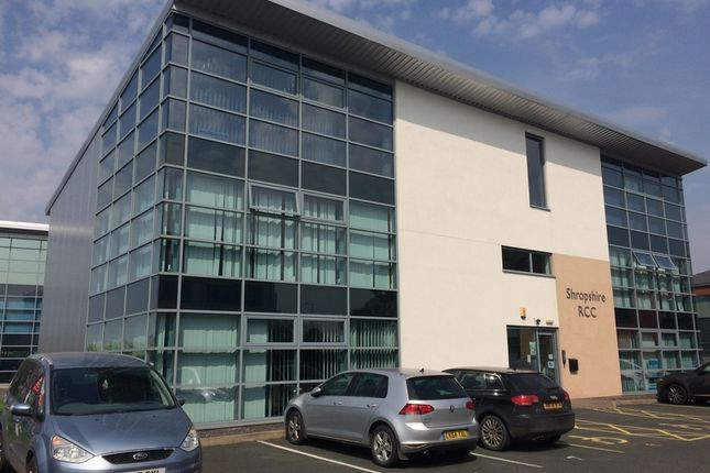 Thumbnail Office to let in Anchorage, Shrewsbury Business Park, Shrewsbury
