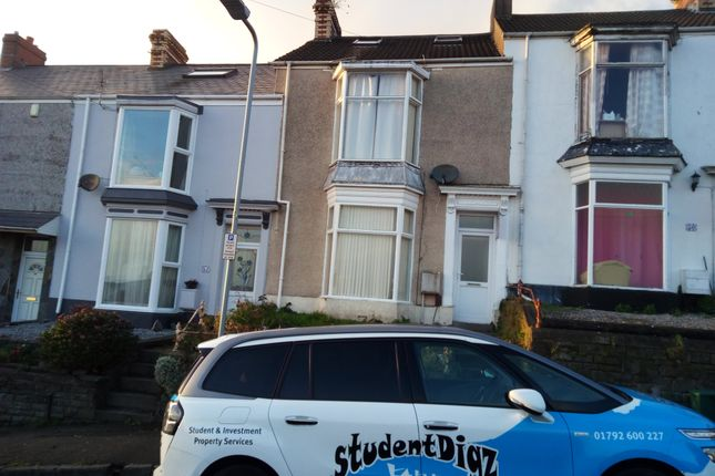 Thumbnail Property to rent in Malvern Terrace, Brynmill, Swansea