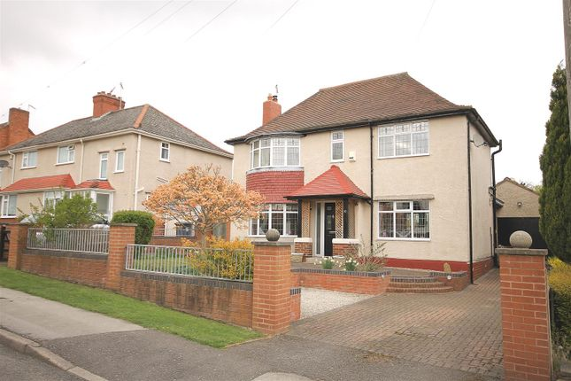 Thumbnail Detached house for sale in Bertrand Avenue, Clay Cross, Chesterfield