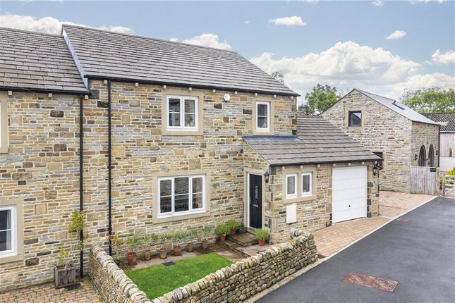 Thumbnail Semi-detached house for sale in Beautry Croft, Main Street, Rathmell, Settle