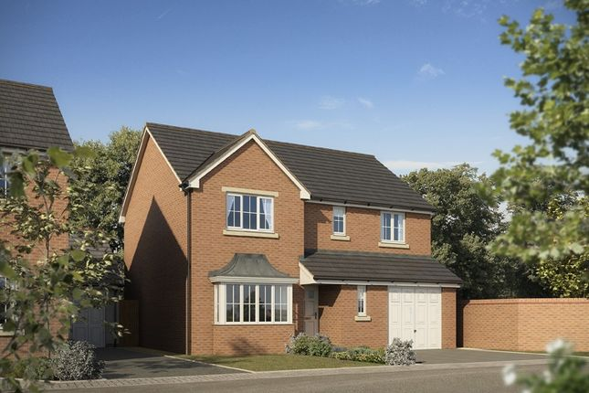 "Thumbnail Detached house for sale in ""The Warwick"" at Abergavenny Road, Gilwern, Abergavenny"