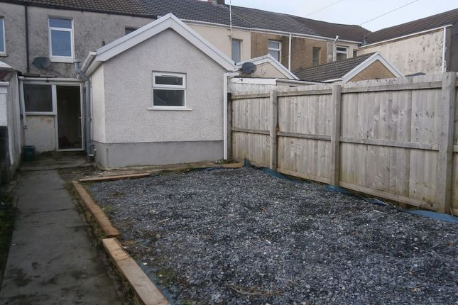 Thumbnail Terraced house to rent in Craddock Street, Llanelli