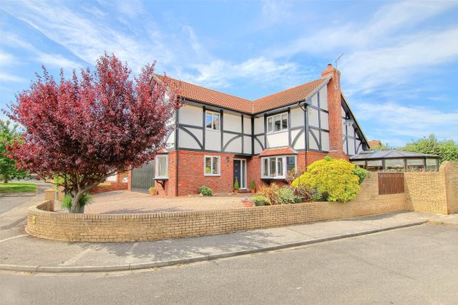 Thumbnail Detached house for sale in Chalfield Close, Ingleby Barwick, Stockton-On-Tees