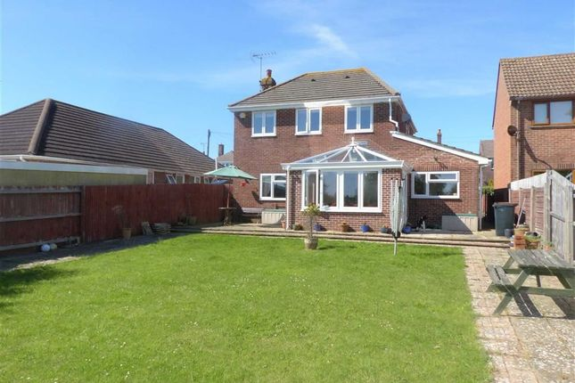 Thumbnail Detached house for sale in Treves Road, Dorchester, Dorset