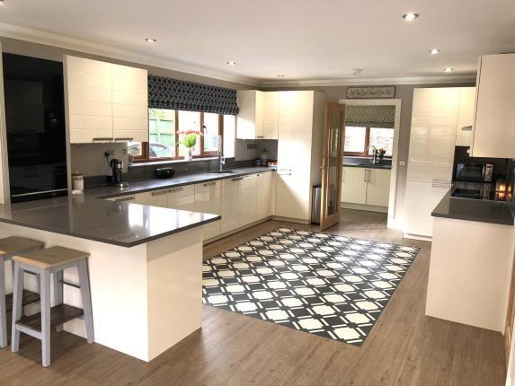 Kitchen Area of Leziate, King's Lynn, Norfolk PE32