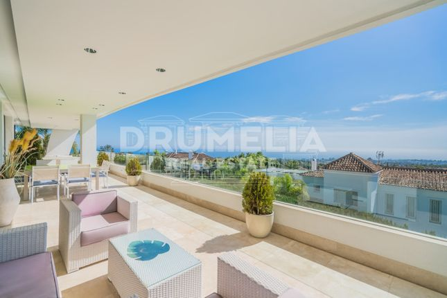 Thumbnail Apartment for sale in Reserva De Sierra Blanca, Marbella Golden Mile, Malaga, Spain