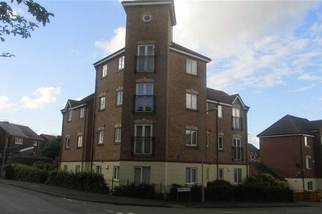 Thumbnail Flat to rent in Loxdale Sidings, Bilston