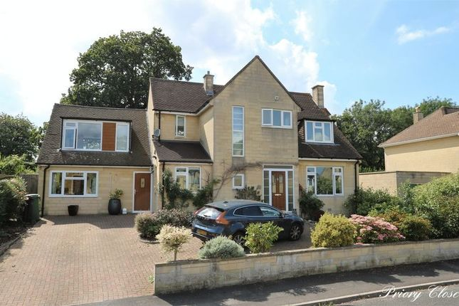 Thumbnail Detached house to rent in Priory Close, Bath