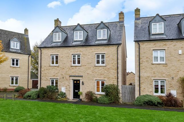 Thumbnail Detached house for sale in Wilkinson Place, Witney
