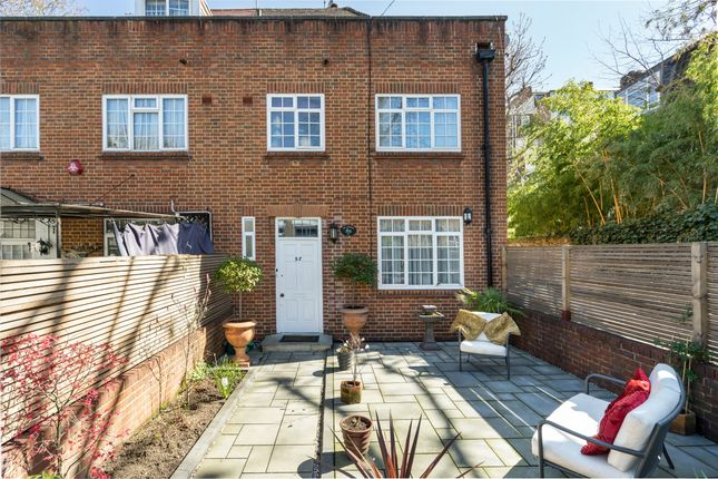 Thumbnail Terraced house for sale in Porchester Terrace, London