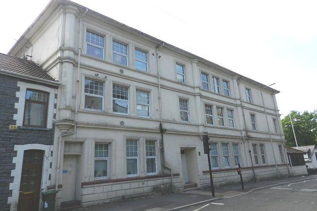 Thumbnail Flat for sale in Cwrt Brenin, Mill Street, Pontypridd