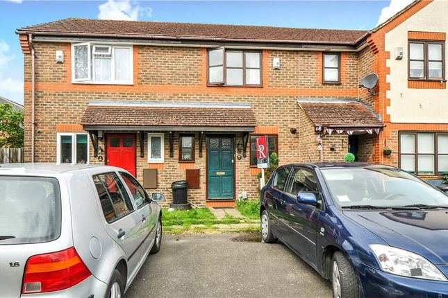 Thumbnail Terraced house to rent in Forbes Way, Ruislip, Middlesex