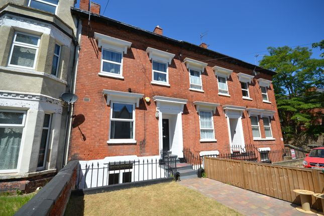 Thumbnail Terraced house to rent in Newstead Grove, Nottingham