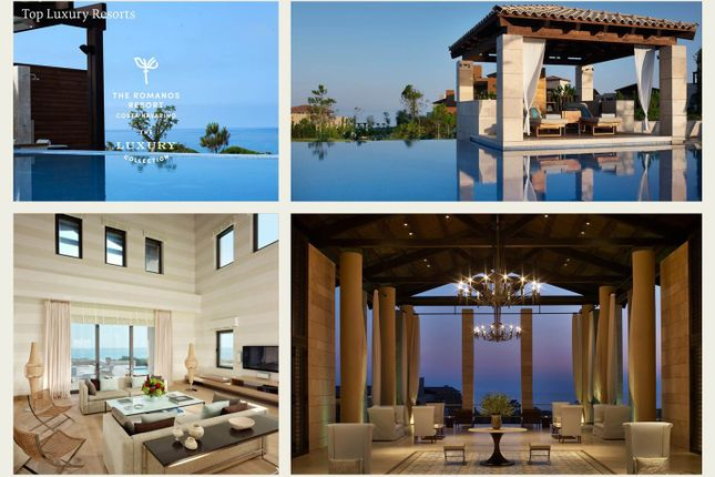 The Romanos Hotel Image Collage At Costa Navarino