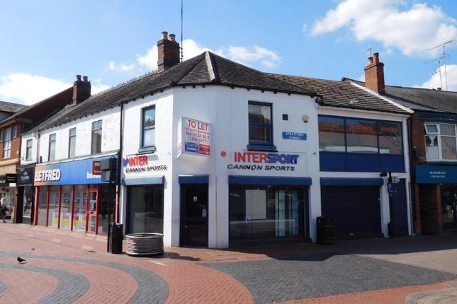 Thumbnail Retail premises to let in 19, Queens Road, Nuneaton